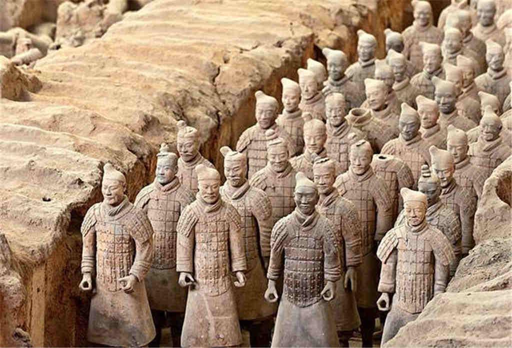 西安 秦始皇兵馬俑博物館 法門寺 市區雙動5日游