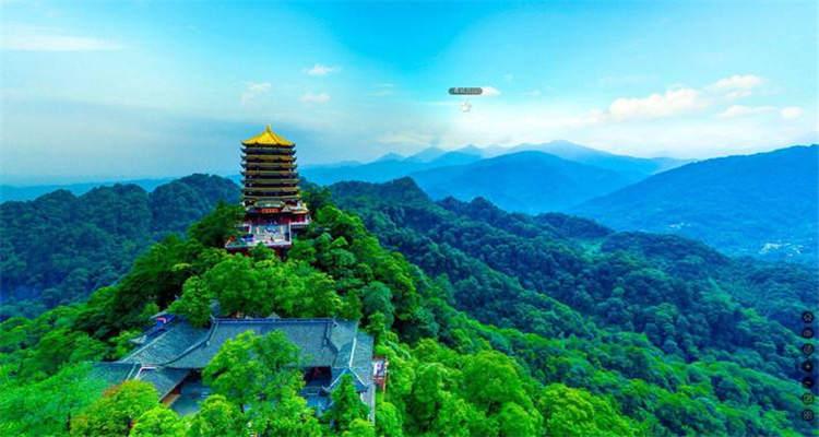 了解 拜水都江堰-问道青城山-好山好水好空气.景区视频.景点介绍